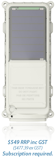 smartone solar. $549 rrp inc gst. subscription required.