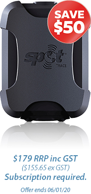 spot trace. $179 rrp inc gst. $155.65 ex gst. subscription required. offer ends 06/01/20
